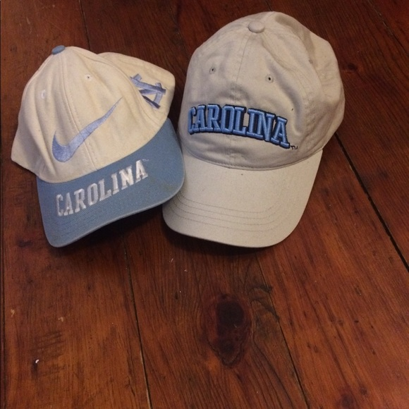 Nike Other - Set of two, Tar Heels hats 💙👏🏼